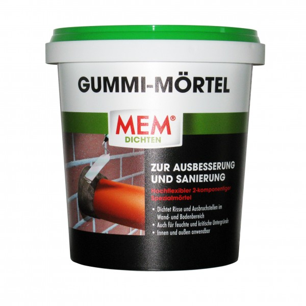 MEM Gummimörtel 1 kg