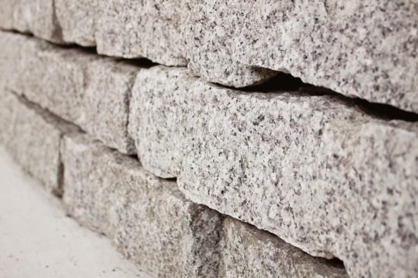 Granit Mauerstein, 10-20-40 mm