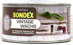 BONDEX Vintage Wachs Metalleffekt Gold 0,25 l