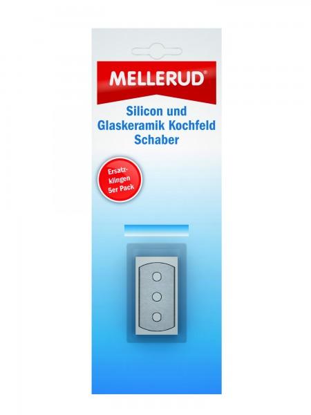 Mellerud Silicon und Glaskeramik Kochfeld Schaber Klingen