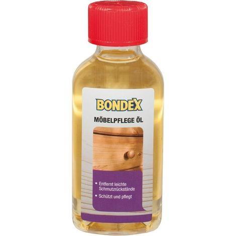 Bondex Möbel PflegeÖl Farblos 0,15 l