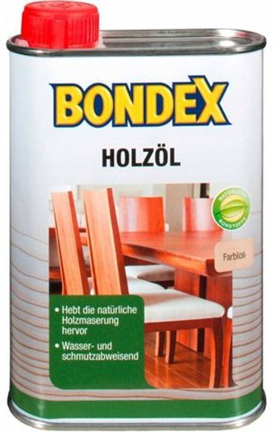Bondex Holzöl farblos 250 ml