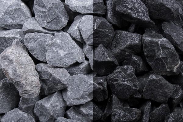 Basaltsplitt 16-32 mm 20 kg Sack