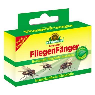 Neudorff Permanent Fliegenfänger 4 Stk.