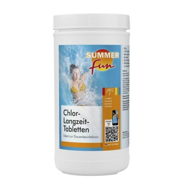 Chlor - Langzeit Tabletten 1,2 kg