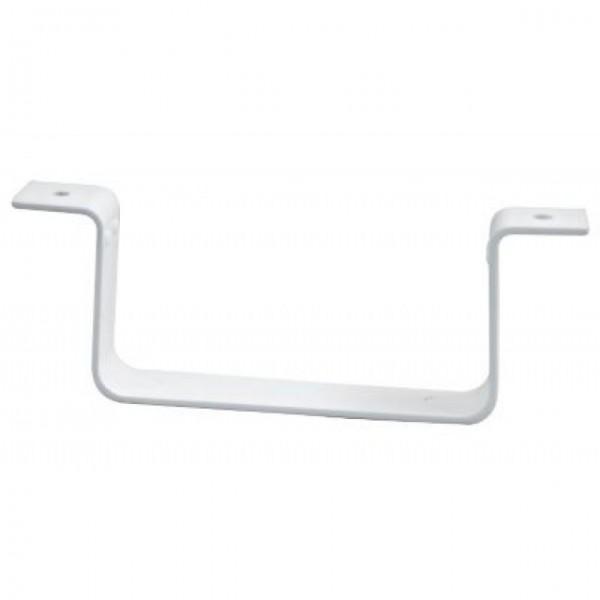 Marley Flachkanal-Halter weiß 110x54 mm