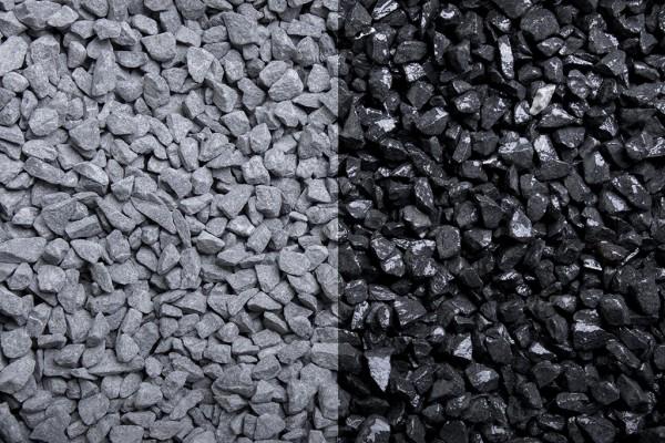 Basaltsplitt 5-8 mm 20 kg Sack