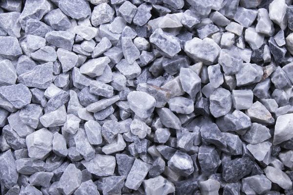 Kristall Blau 8-16 mm, 20 kg Sack