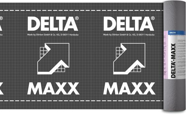Dörken Delta- Maxx Unterdeckbahn - 75 qm
