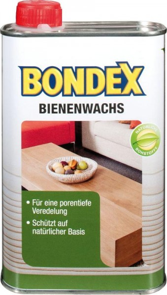Bondex Bienenwachs 0,50 l