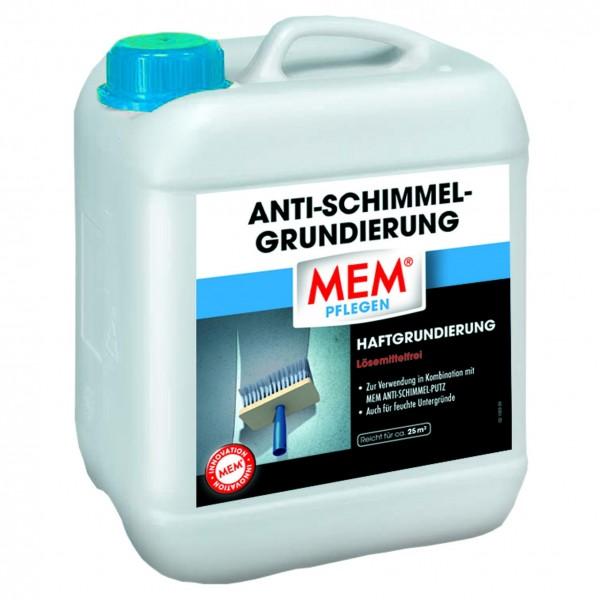 MEM Antil-Schimmel-Grundierung 5 l