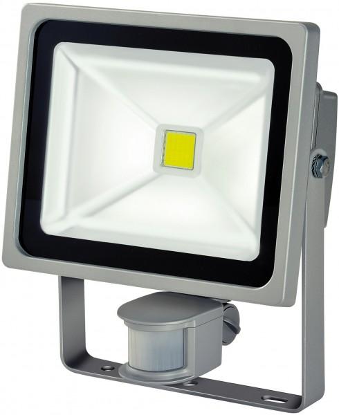 Chip-LED-Leuchte L CN 130 PIR IP44 mit Infrarot-Bewegungsmelder 30W 2100lm Energieeffizienzklasse A