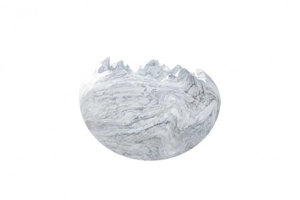 Broken Egg, new wave marble
