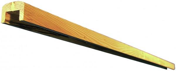 Abdeckleiste für NEWA sib. Lärche 68 x 45 x 1800 mm