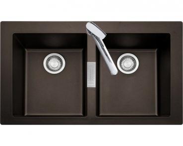 eurodomo einbausp le sonera 80 s granit beige l cken24. Black Bedroom Furniture Sets. Home Design Ideas
