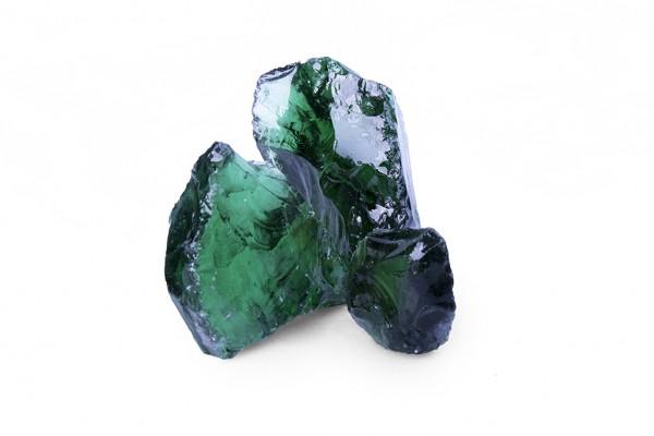 Glas Gabionensteine Glas Green 50-120 mm BigBag