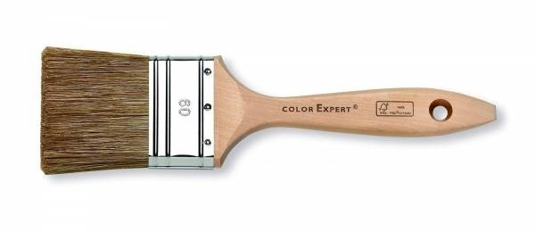 Color Expert Lasur-Pinsel, Flach Mischborste, 60mm, FSC®