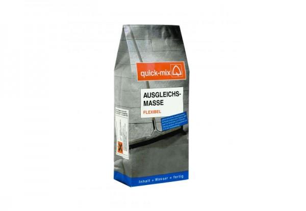Quick-Mix Ausgleichsmasse flexibel 10 kg
