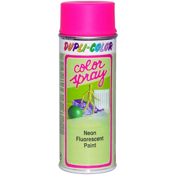 Color-Spray Neon signalrot 400 ml