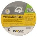 Isover Vario MultiTape 25 m x 60 mm Klebeband für luftdichte Verklebung mit Dampfbremsfolien