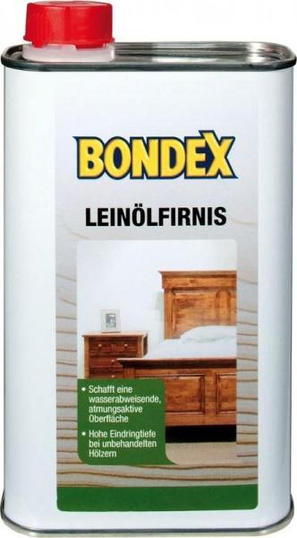 Bondex Leinölfirnis Farblos 0,50 l