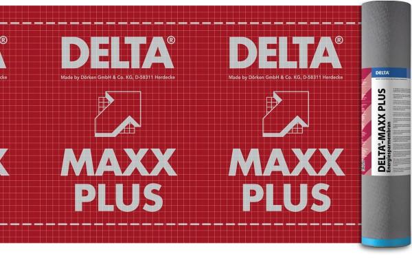 Delta- Maxx Plus, Unterspannbahn, Energiesparmembran