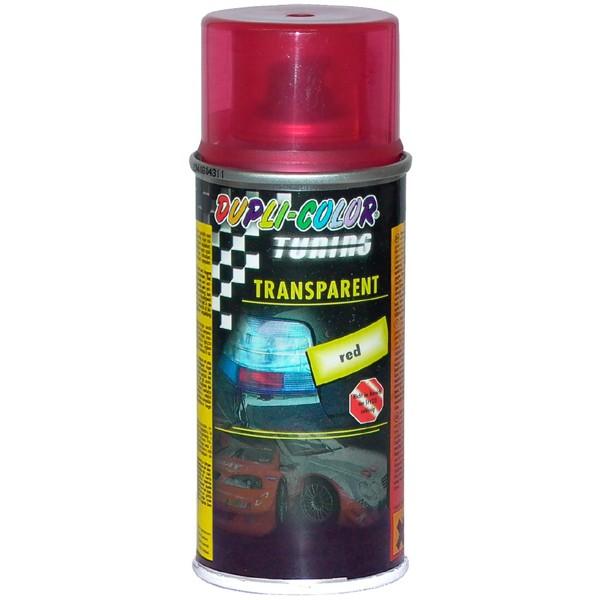 Transparent red 150 ml