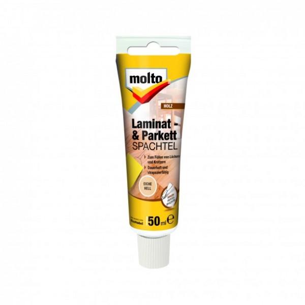 Molto Laminat- & Parkett Spachtel Eiche hell 50ml