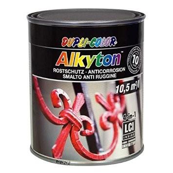 Alkyton Rostschutzlack Eisenglimmer RAL 9006 750 ml