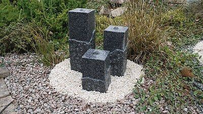 """Granit Wasserspiel Set """"Shanghai"""""""