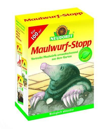 Maulwurf-Stopp 200 g, 100 Drops