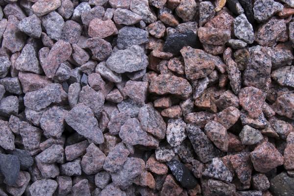 Schottischer Granit Splitt 8-16 mm, 20 kg Sack