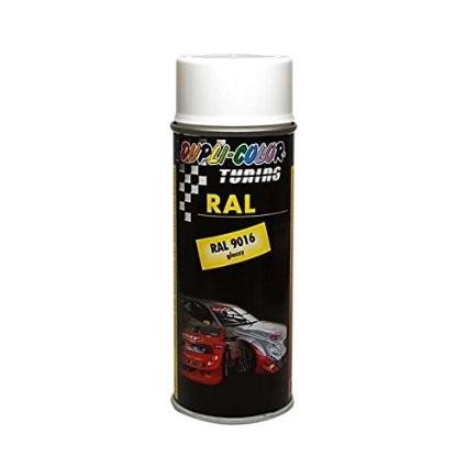Spray Paint RAL 9016 verkehrsweiss glänzend 400 ml