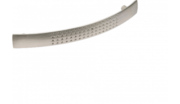Möbelgriff 96 mm, Edelstahllook