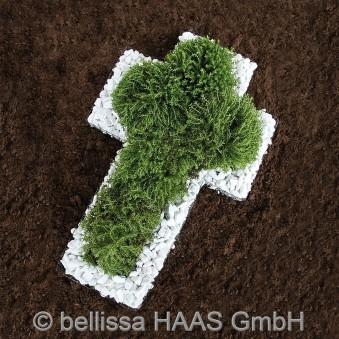 bellissa Kreuz Gitter 50x30x4 cm