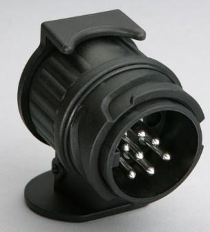 Unitec Mini Adapter 13- auf 7-polig