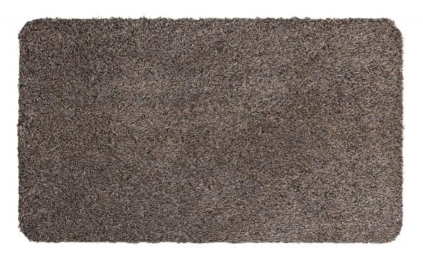 Waschbare Fussmatte Natuflex Granit 50x80 cm