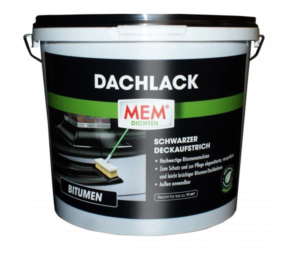 MEM Bitumen Dachlack 5 l