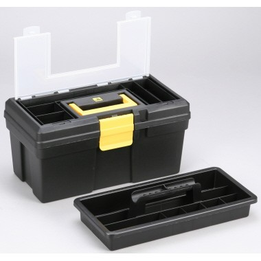 McPlus Promo >S< 16 Kunststoff-Werkzeugkoffer
