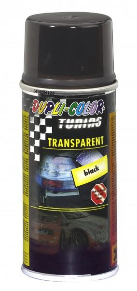Transparent black 150 ml