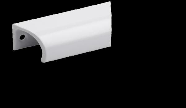 Hebetürgriff 57 mm, weiß