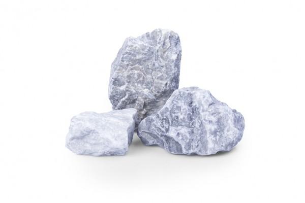 Gabionensteine Kristall Blau 60-100 mm BigBag