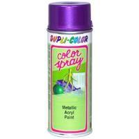 Color-Spray schwarz metallic 400 ml