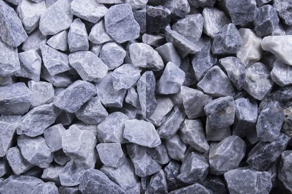 Kristall Blau 16-32 mm, 20 kg Sack