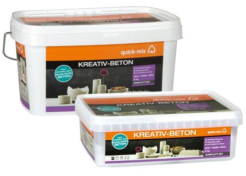 Quick-Mix Kreativ-Beton 2 kg