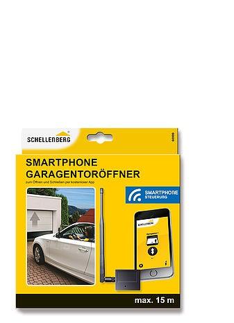 Smartphone Garagentoröffner