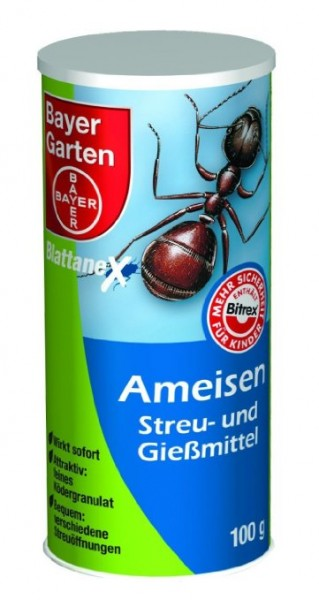 Bayer Ameisen Streu- und Gießmittel 100 g