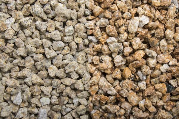 Toscana Splitt rot 8-12 mm, 20 kg Sack