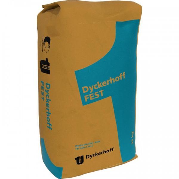 Dyckerhoff FESTt Hydraulischer Kalk HL 5 - Zementkalk
