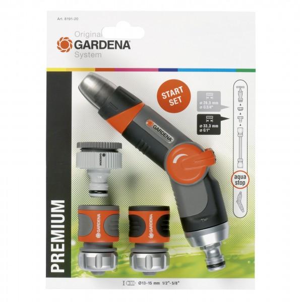GARDENA Premium SB-System-Grundausstattung